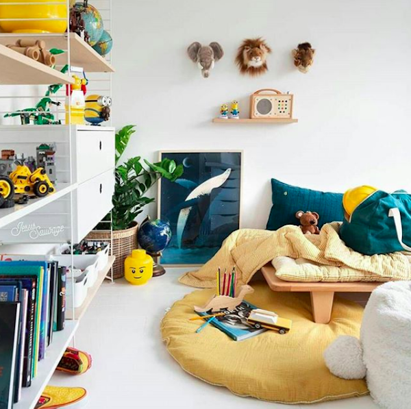 THE COOLEST KIDS ROOMS FROM INSTAGRAM! 5