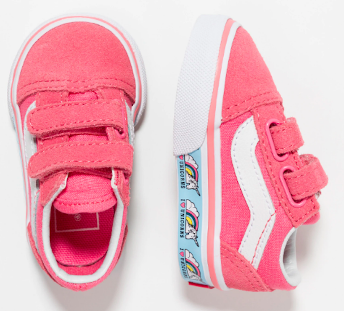 Vans Unicorn collectie baby