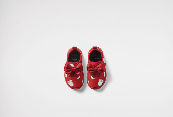 Clarks Minnie Mouse