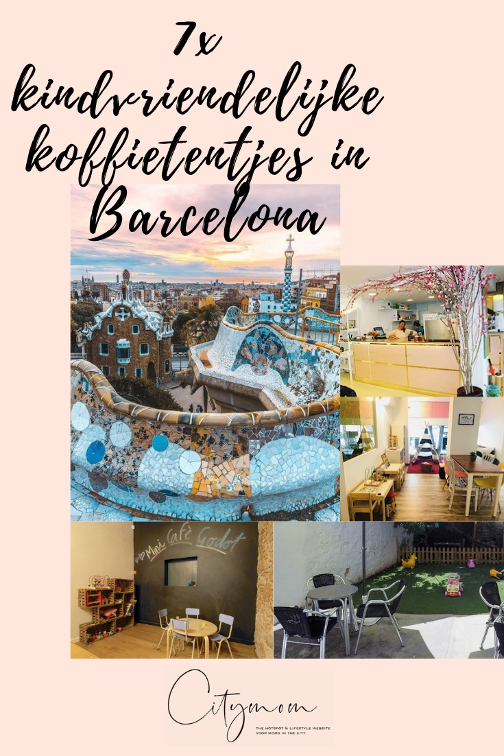 7X FAVORIETE KINDVRIENDELIJKE KOFFIETENTJES IN BARCELONA