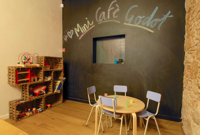 Cafè Godot Barcelona