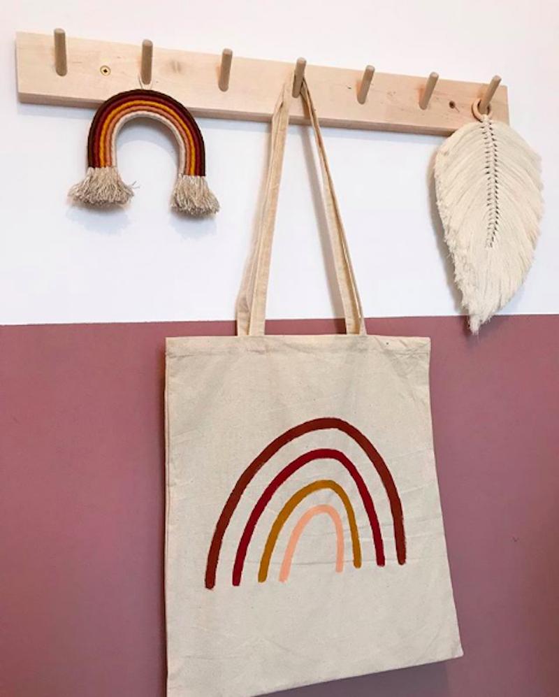 Regenboog accessoires Cotton Design
