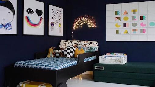 Behang Kinderkamer Regenboog : De leukste kinderkamers vind je in deze interieur blogs