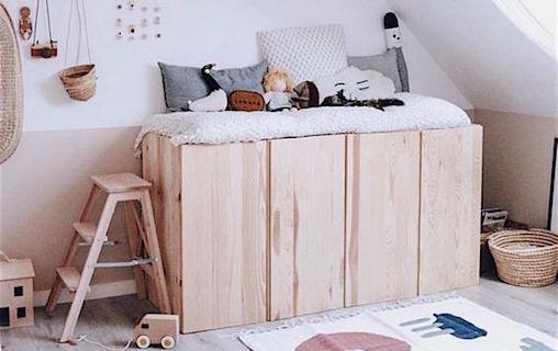 10X DE MOOISTE IVAR IKEA HACKS