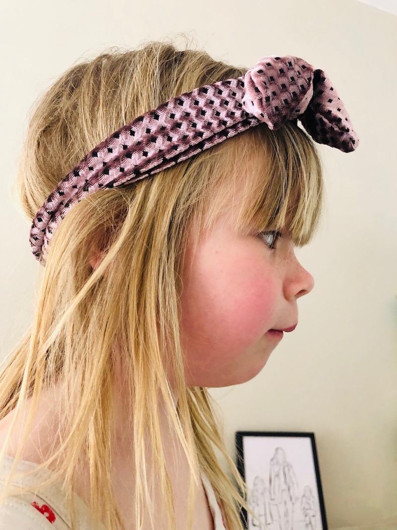 Hippe haarbandjes