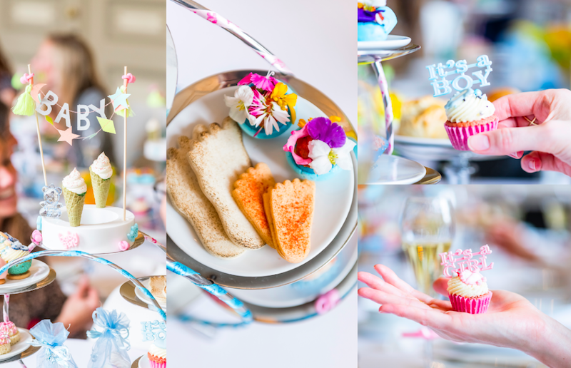 BABYSHOWER HIGH TEA MOGELIJK IN WALDORF ASTORIA AMSTERDAM