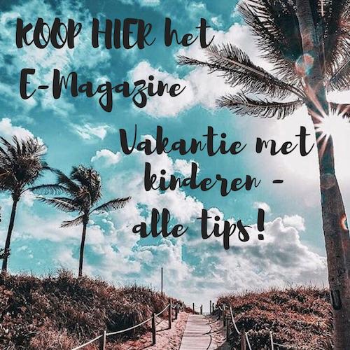 e-magazine kopen Vakantie met kinderen