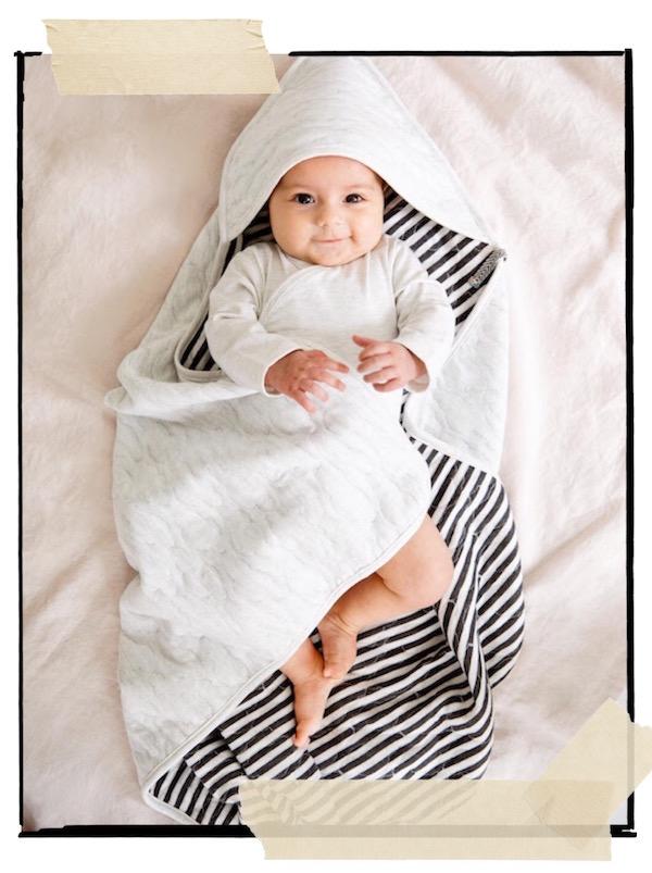 Kledinglijn voor baby's van Ouders van Nu