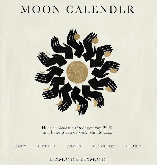 Maankalender Lexmond & Lexmond