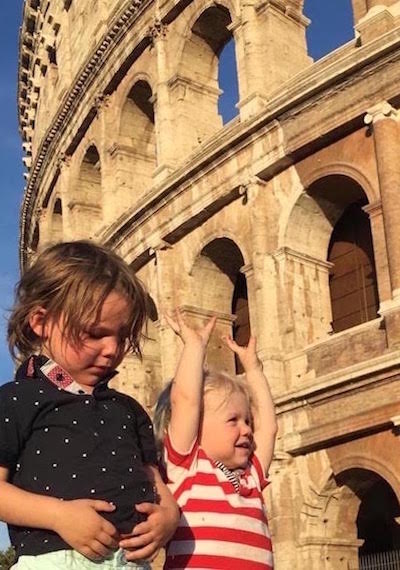 rome met kinderen' 5 to do tips