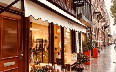 DONSJE OPENT FLAGSHIP STORE IN AMSTERDAM