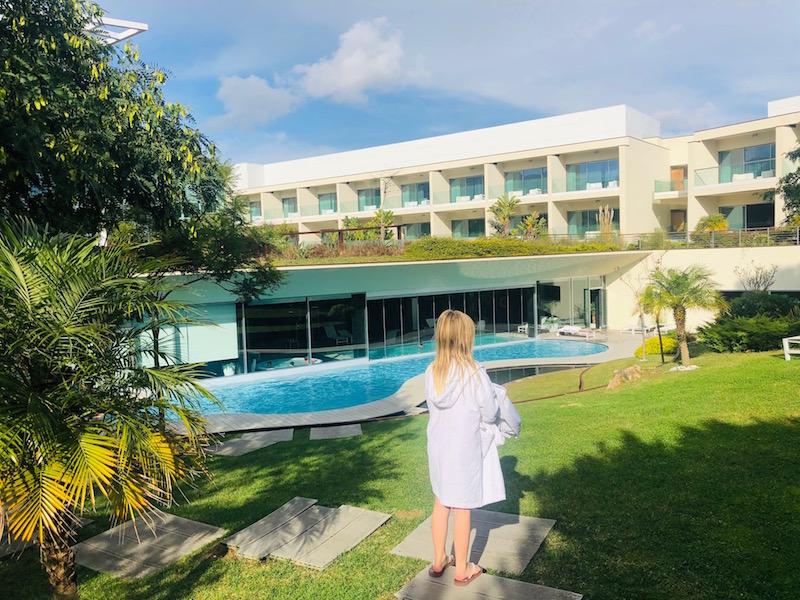 MARTINHAL CASCAIS IN PORTUGAL; MEEST KINDVRIENDELIJKE HOTEL  WAAR WE OOIT GEWEEST ZIJN