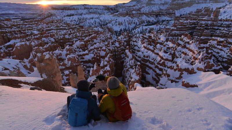 SKIËN MET DE FAMILIE IN BRIGHTON, UTAH; THE GREATEST SNOW  ON EARTH