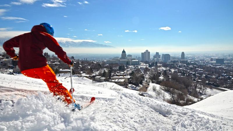 Skien Utah Brighton