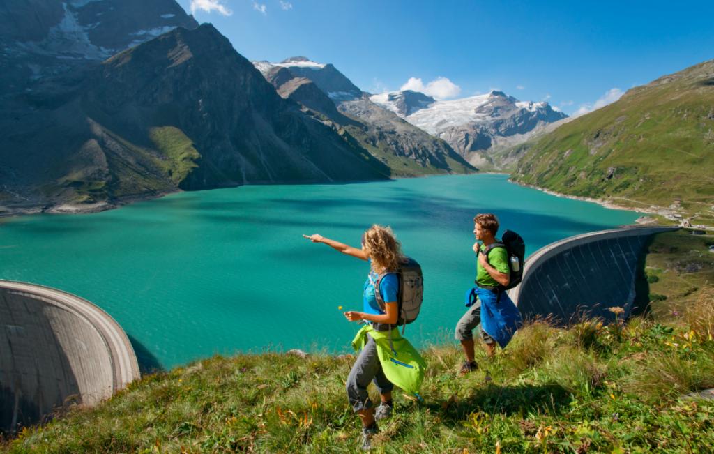 Acht redenen voor een zomervakantie in Zell am See–Kaprun in Oostenrijk