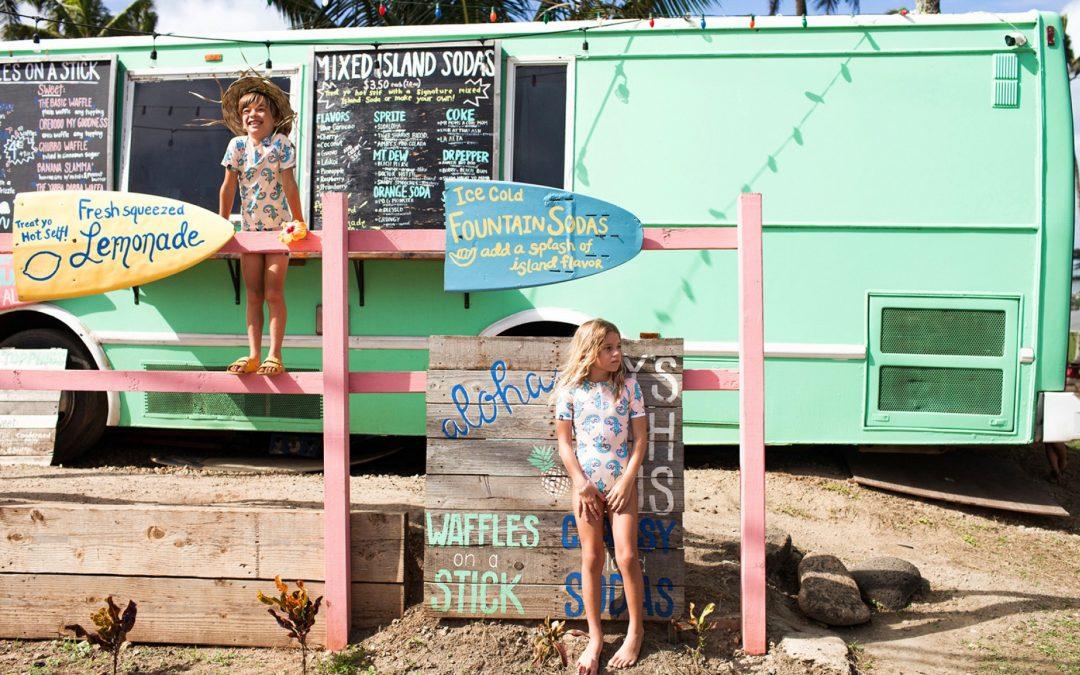 """BEACH & BANDITS LANCEERT SPRING/SUMMER 2020 COLLECTIE UPF50+ ZWEMKLEDING: """"GOLDEN DAYS"""""""