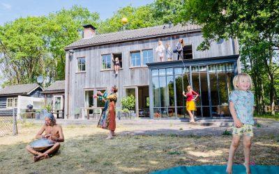 WIJ VONDEN DE PERFECTE VAKANTIEVILLA VOOR DE HELE FAMILIE IN NEDERLAND