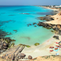 Formentera kindvriendelijke herfstvakantiebestemming
