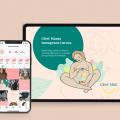 instagram cursussen voor moeders
