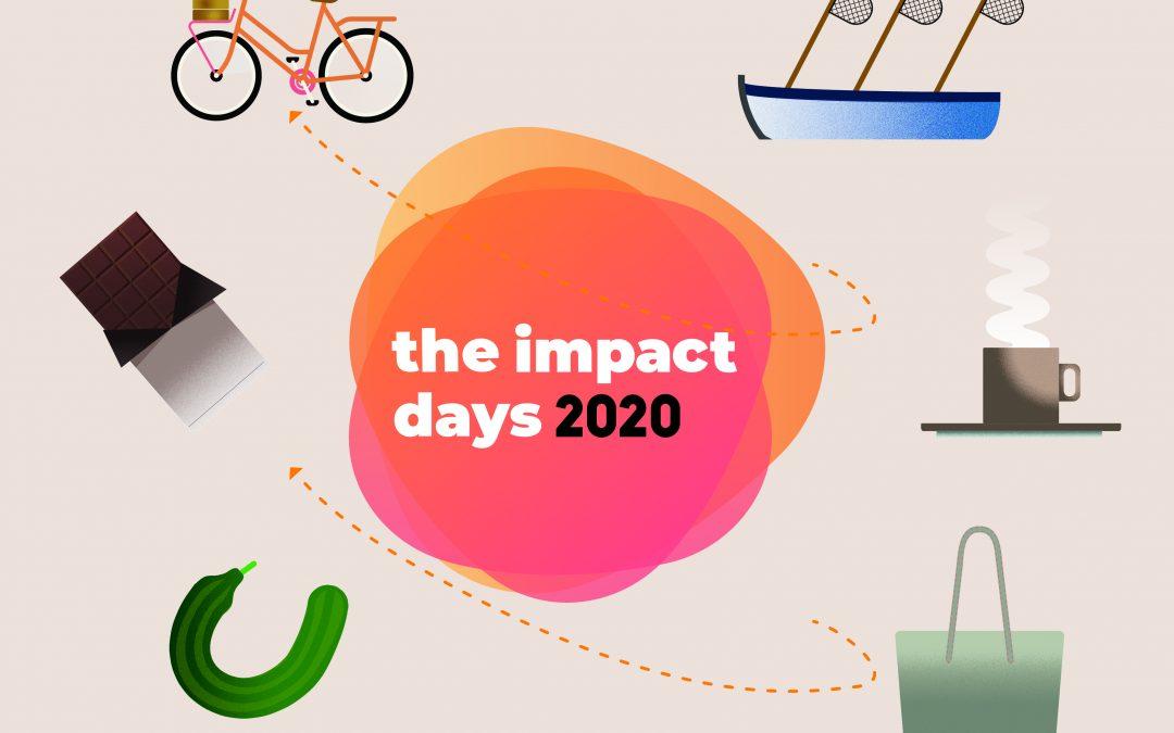 THE IMPACT DAYS; SHOPPEN & FEESTDAGEN-INSPIRATIE!