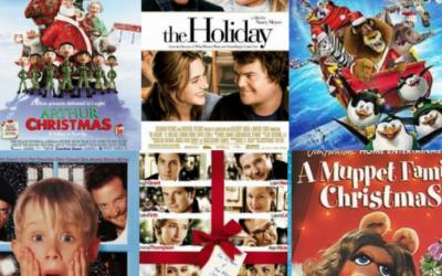 12X DE LEUKSTE KERSTFILMS VOOR DE HELE FAMILIE