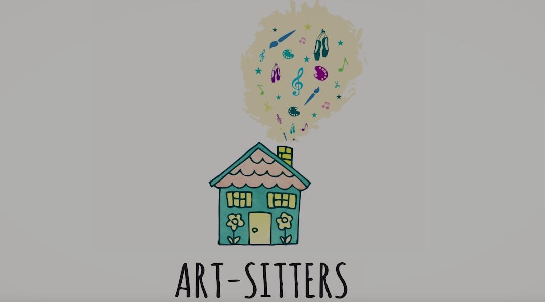 ART-SITTERS; CREATIEVE OPPASSERVICE IN AMSTERDAM
