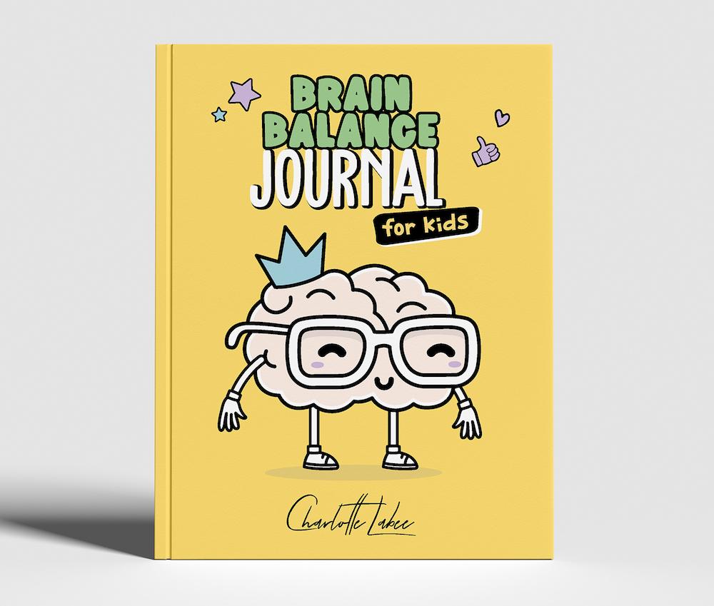 Charlotte Labee Brain Balance Journal for Kids