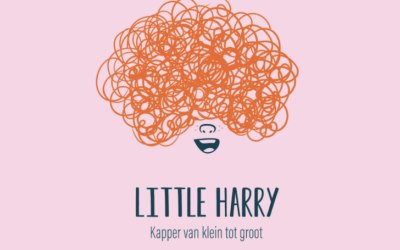 LITTLE HARRY; NIEUWE KINDERKAPPER IN AMSTERDAM