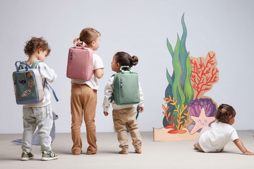 duurzame kindertassen hip vrolijk